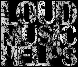 loud music helps